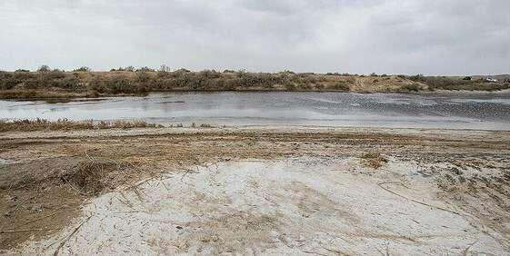 تنها ۲۴ درصد تالاب گاوخونی مرطوب شده است