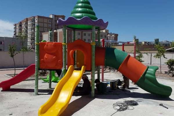 بازیگاه جدید در بوستان شهروندی احداث شد
