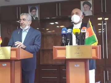 افتتاح قطعه سوم راهآهن مرزی ایران و افغانستان در فصل پاییز