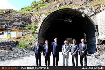 تخصیص ۴۵۰ میلیارد تومان برای احداث فاز ۲ آزادراه تهران - شمال