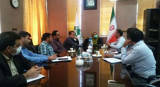 تسریع در روند عملیات عمرانی ساختمان جدید شهرداری مهریز