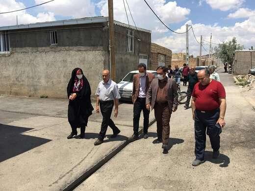 تعریض جاده زبالهگاه مرکزی و احداث مسیر ارتباطی شهرک شهید صیاد شیرازی، دو پروژه مهم عمرانی منطقه ۶