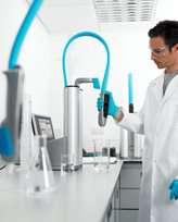 پایش کیفیت آب آشامیدنی مازندران در 12 آزمایشگاه فعال