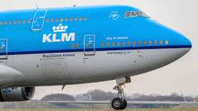 از سرگیری ۹۵ درصد از پروازهای KLM تا دو ماه آینده