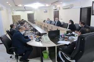 جلسه شورای معاونین به ریاست مهندس رضایی برگزار شد.