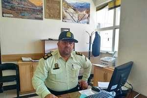 رفع تصرف از اراضی ملی در شهر سنندج