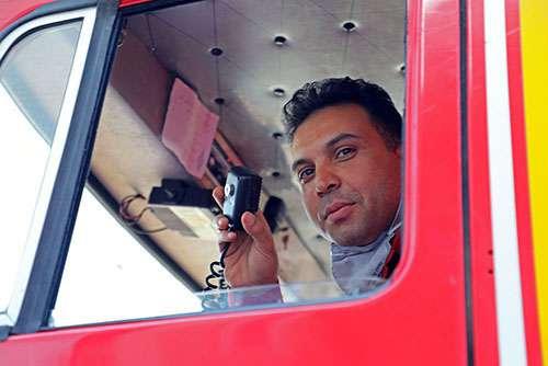 پیام تسلیت سرپرست سازمان آتش نشانی رشت در پی آسمانی شدن امیر محمد زارع؛ آتش نشان شهید مشهدی/آتش نشانی رشت