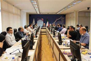 برگزاری جلسه شورای مرکزی نظام مهندسی با ۳ دستور