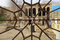 مدیرکل راه و شهرسازی لرستان:   مرمت خانه تاریخی چنگایی خرمآباد در حال انجام است