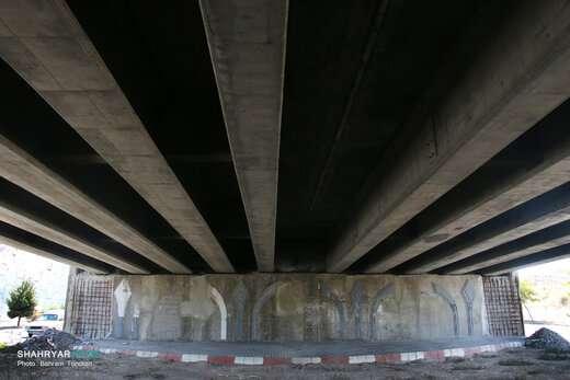 اجرای سیستم مدیریت «بیاماس» بر روی پل های تبریز