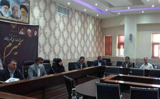 برگزاري نخستين جلسه كارگروه مديريت پسماند شهرستان سميرم درسالجاري