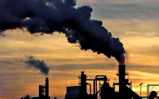 تحریمها باعث افزایش گازهای گلخانهای میشوند