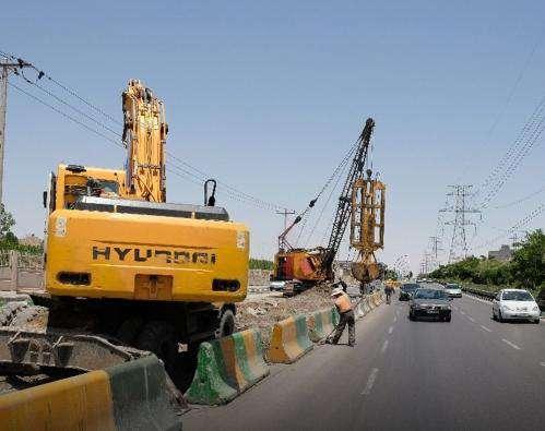 عملیات اجرایی احداث زیرگذر شهید برونسی آغاز شد