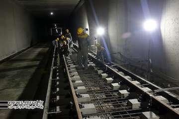مترو تا پایان دولت در ایستگاه بهارستان/ تصویب کمک ۲۰۰ میلیارد تومانی دولت به مترو