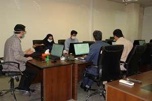 جلسه کمیته فنی شهر جاجرم روز شنبه 7 تیر ماه 99
