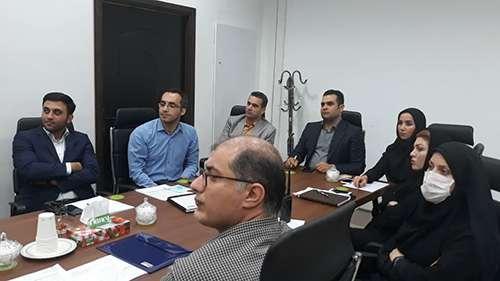 برگزاری اولین جلسه کارگروه مناسب سازی شهرداری رشت با تاکید بر فضاهای عمومی
