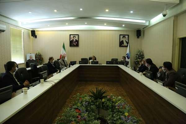 تاسیس مرکز عملیات اضطراری (EOC) در شرکت آب منطقه ا ی تهران