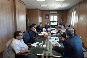 جلسه کمیته فنی کمیسیون ماده پنج در اداره راه و شهرسازی جنوب غرب برگزار شد
