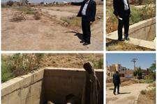 بازدید سید ناصر موسوی نژاد از پارک گلفام پردیس
