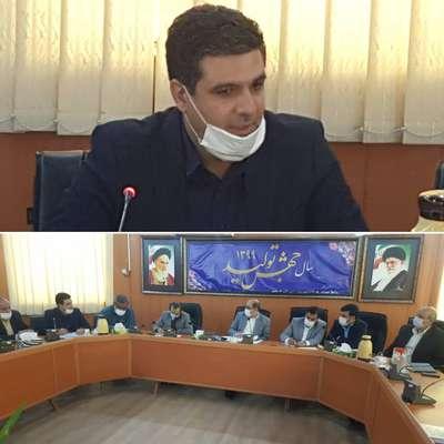 آسفالت معابر ، احداث پل سوم و عوارض آلایندگی ۳ بحث مهم شهردار خرمشهر در جلسه شورای برنامه ریزی