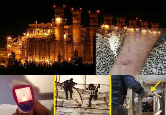برای اولین بار در کشور انجام شد تعمیرات بر روی بویلر 6 نیروگاه سیکل ترکیبی شهید سلیمانی کرمان بدون خروج واحد گازی در دمای 78 درجه سانتیگراد