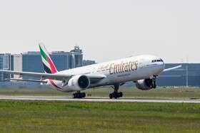 مقاصد جدیدی به خطوط هواپیمایی امارات اضافه شد
