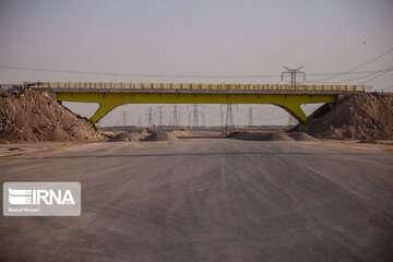 بهرهبرداری آزادراه کنارگذر شرق اصفهان در سال جاری، فصل امید و توسعه کشور
