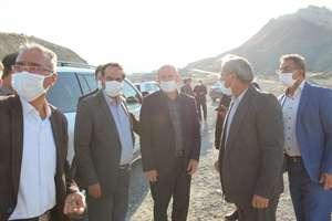 احداث مسیر روستایی تجریان- بانخشک- ریزه وند در شهرستان ایلام به سرانجام می رسد