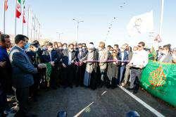 سه طرح بزرگ عمرانی در شیراز افتتاح شد