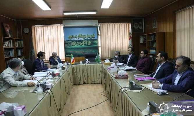 نشست هم اندیشی معاون فنی عمرانی شهرداری و مدیرکل منابع طبیعی و آبخیزداری استان