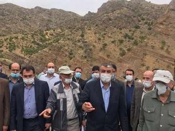 وزیر راه: ۸۰ کیلومتر از مسیر قزوین-تنکابن تا پایان دولت راهاندازی میشود