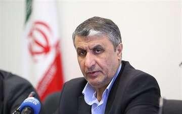 وزیر راه و شهرسازی از کارگاه عملیاتی قزوین - تنکابن بازدید کرد