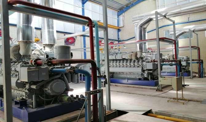 بهرهبرداری از نیروگاه مقیاس کوچک ۱۰ مگاواتی در شهرستان تفت