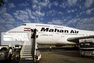 هواپیمای جایگزین، مسافران پرواز تهران - عسلویه را از شیراز منتقل کرد