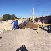 ۵ طرح آبرسانی و شبکه توزیع آب در شهر مسجد سلیمان درحال اجرا است