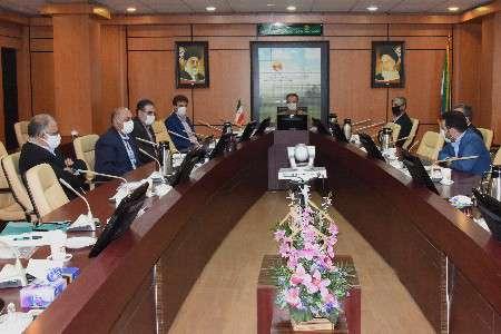 با تجلیل از خدمات بیست ساله سیروس عبدالملکی ؛ ذیحساب جدید شرکت برق منطقه ای مازندران و گلستان منصوب شد       (۱۳۹۹/۰۴/۱۱)