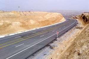 مدیرکل راه و شهرسازی استان: نواقص کمربندی شهر سامان تا پایان سال جاری اصلاح می گردد