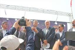 سفر دو روزه وزیر راه و شهرسازی به استان لرستان
