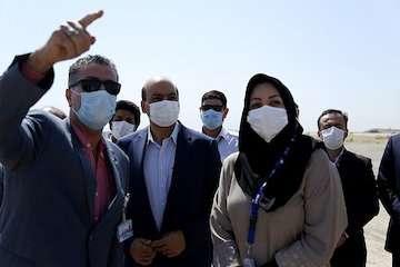 استقرار سامانه های هواشناسی هوشمند در محدوده شهر فرودگاهی امام خمینی (ره)