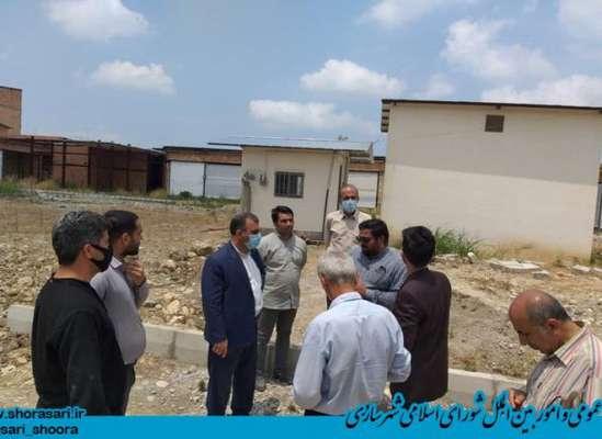 کوروش یوسفی ساداتی: تلاش های سازمان عمران در آبادانی شهر ساری مشهود است
