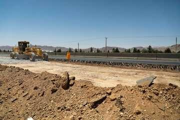 عملیات اجرایی قطعه چهارم محور پلدختر - خرمآباد آغاز شد