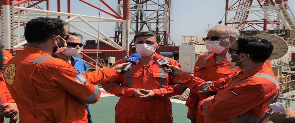 صرفه جویی ۶۰ میلیون یورویی در صنعت حفاری نفت؛ ارزی برای ماموریت های محوله از کشور خارج نشد