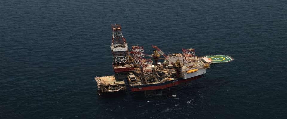 سکوی فوق پیشرفته سحر ۱ و ۲ در آبهای خلیج فارس + تصاویر