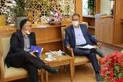 نشست مدیرکل راه و شهرسازی استان با شهردار و شورای شهر بروجن