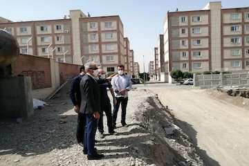 افتتاح پروژه اقدام ملی تهرانسر در مهرماه ۱۴۰۱