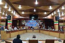 چهلمین جلسه کمیسیون تحقیق،نظارت و بازرسی شورای شهر اهواز برگزار شد