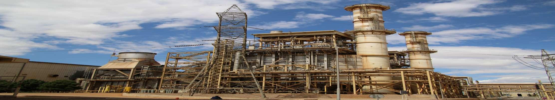 بلوک یک واحد بخار نیروگاه سیکل ترکیبی یزد در مدار تولید قرار گرفت