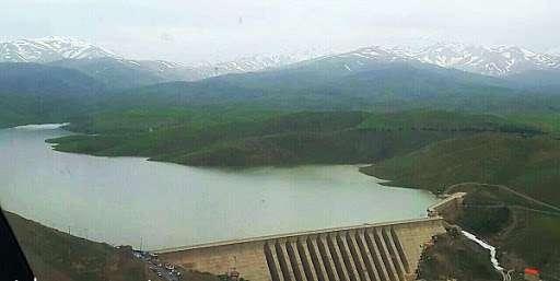 مدیرعامل آب منطقه ای همدان :بیش از 90 درصد از ظرفیت سدهای...