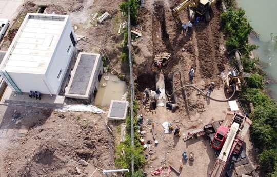 90 لیتر برثانیه آب ورودی مخزن شیخ زاهد لاهیجان افزایش یافت