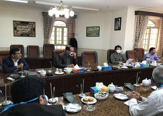 دیدار صمیمانه اعضای شورای اسلامی شهرستان با اعضای شورای اسلامی شهر دامغان